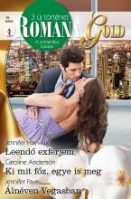 Romana Gold 15. kötet - Ekönyv - Jennifer Hayward, Caroline Anderson, Jennifer Faye
