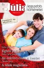 A Júlia legszebb történetei 19. kötet (Egyedülálló apa megosztaná…) - Ekönyv - Trisha David, Betty Jane Sanders, Sandra Field