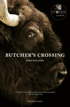 BUTCHER'S CROSSING - Ekönyv - WILLIAMS, JOHN