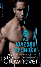 AZ IGAZSÁG BAJNOKA - WELCOME TO THE POINT - Ekönyv - CROWNOVER, JAY