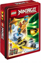 LEGO NINJAGO MEGLEPETÉSDOBOZ - Ekönyv - MÓRA KÖNYVKIADÓ