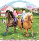 HORSES WITH STYLE 1. - HORSES PASSION (LÁNYOK) - Ekönyv - NAPRAFORGÓ KÖNYVKIADÓ