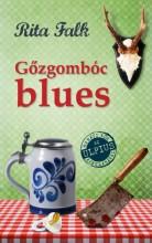 GŐZGOMBÓC BLUES - Ekönyv - FALK, RITA