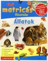 ÁLLATOK - ELSŐ MATRICÁS FÜZETEIM - Ekönyv - ALEXANDRA KIADÓ