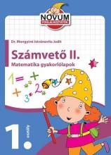 SZÁMVETŐ II. - MATEMATIKA GYAKORLÓLAPOK - Ekönyv - DR. MONGYINÉ ISTVÁNOVICS JUDIT
