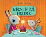 KICSI MIMI, PICI BORI - Ekönyv - TAMÁS ZSUZSA