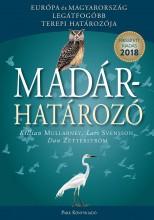MADÁRHATÁROZÓ - EURÓPA ÉS MAGYARORSZÁG LEGÁTFOGÓBB TEREPI HATÁROZÓJA - Ekönyv - MULLARNEY, KILIAN -  ZETTERSTRÖM, DAN -