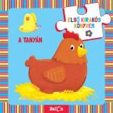 A TANYÁN - ELSŐ KIRAKÓS KÖNYVEM - Ekönyv - BALLON