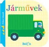 JÁRMŰVEK - KÍVÁNCSI KISKACSÁK - Ebook - BALLON