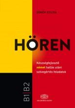 HÖREN - KÉSZSÉGFEJLESZTŐ NÉMET HALLÁS UTÁNI SZÖVEGÉRTÉS FELADATOK - Ekönyv - DÖMŐK SZILVIA