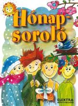HÓNAPSOROLÓ - LEPORELLÓ - Ekönyv - ELEKTRA KÖNYVKIADÓ KFT.