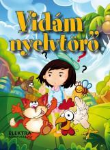 VIDÁM NYELVTÖRŐ - LEPORELLÓ - Ekönyv - ELEKTRA KÖNYVKIADÓ KFT.