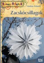 ZACSKÓCSILLAGOK - SZÍNES ÖTLETEK 126. - Ekönyv - SCHMITT, GUDRUN
