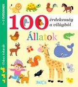 ÁLLATOK - 100 ÉRDEKESSÉG A VILÁGBÓL (KÍVÁNCSI KISKACSÁK) - Ekönyv - BALLON