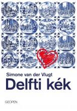 DELFTI KÉK - Ekönyv - SIMONE VAN DER VLUGT
