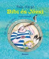 BIBI ÉS JÓZSI - HAJÓSMESÉK - Ekönyv - BALLA MARGIT