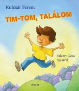 TIM-TOM, TALÁLOM - Ekönyv - KULCSÁR FERENC