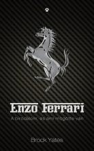 Enzo Ferrari - Ekönyv - Brock Yates