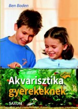 AKVARISZTIKA GYEREKEKNEK - Ekönyv - BODEN, BEN
