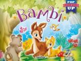 BAMBI - ELEVEN MESÉK (POP UP) - Ekönyv - NAPRAFORGÓ KÖNYVKIADÓ