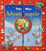 ADVENTI NAPTÁR - Ekönyv - WOLF, TONY