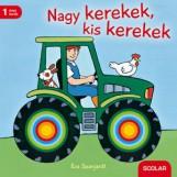 NAGY KEREKEK, KIS KEREKEK - Ekönyv - SPANJARDT, EVA