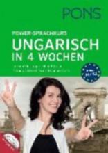 PONS POWER-SPRACHKURS UNGARISCH IN 4 WOCHEN - Ekönyv - KLETT KIADÓ