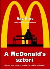 A MCDONALD'S SZTORI - Ekönyv - KROC, RAY