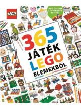 365 JÁTÉK LEGO ELEMEKBŐL - ÜGYESSÉGI, LOGIKAI ÉS TÁRSASJÁTÉKOK - Ekönyv - HVG KÖNYVEK