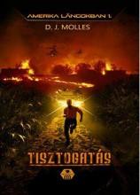 TISZTOGATÁS - AMERIKA LÁNGOKBAN 1 - Ekönyv - MOLLES, D. J.