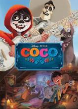 COCO - FILMKÖNYV - Ekönyv - KOLIBRI KÖNYVKIADÓ KFT