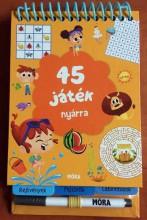 45 JÁTÉK NYÁRRA - Ebook - MÓRA KÖNYVKIADÓ