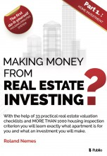 Making money from real estate investing? - Ekönyv - Roland Nemes