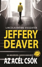 AZ ACÉL CSÓK - Ekönyv - DEAVER, JEFFERY