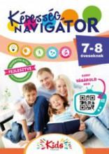 KÉPESSÉGNAVIGÁTOR FÜZET 7-8 ÉVESEKNEK - Ekönyv - GREEN RABBIT TERMÉKMEDIÁTOR KF