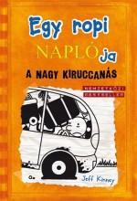 EGY ROPI NAPLÓJA 9. - A NAGY KIRUCCANÁS - KÖTÖTT - Ebook - KINNEY, JEFF