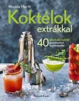 KOKTÉLOK EXTRÁKKAL - Ekönyv - HERFT, NICOLE