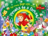 PIROSKA ÉS A FARKAS - EGY MESÉS POP-UP! KÖNYV - Ekönyv - URBIS KIADÓ