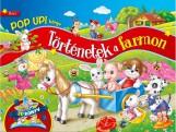 TÖRTÉNETEK A FARMON - 3D KÖNYV (POP-UP! KÖNYV) - Ekönyv - URBIS KIADÓ