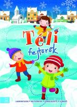 TÉLI FEJTÖRŐK - Ekönyv - PODGÓRSKA, ANNA