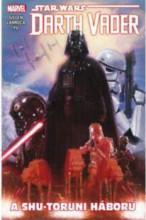STAR WARS DARTH WADER - A SHU-TORUNI HÁBORÚ (KÉPREGÉNY) - Ekönyv - GILLEN-LARROCA-YU