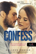 CONFESS - VALLOMÁS - Ebook - HOOVER, COLLEEN