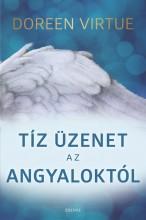 TÍZ ÜZENET AZ ANGYALOKTÓL - Ekönyv - VIRTUE, DOREEN