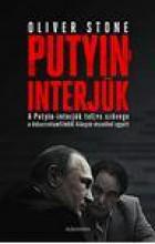 PUTYIN-INTERJÚK - Ekönyv - STONE,OLIVER