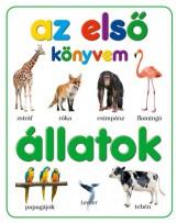 ÁLLATOK - AZ ELSŐ KÖNYVEM - Ekönyv - LEVITER KIADÓ