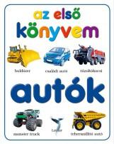 AUTÓK - AZ ELSŐ KÖNYVEM - Ebook - LEVITER KIADÓ