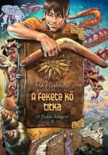 A FEKETE KŐ TITKA - A TUDÁS KÖNYVEI 1. (4. KIADÁS) - Ekönyv - VIDRA GABRIELLA