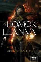 A HOMOK LEÁNYA (A SIVATAG LÁZADÓJA-SOROZAT 1. RÉSZ) - Ekönyv - HAMILTON, ALWYN
