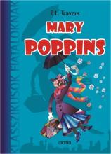 MARY POPPINS - KLASSZIKUSOK FIATALOKNAK - FŰZÖTT - Ekönyv - TRAVERS, P.L.