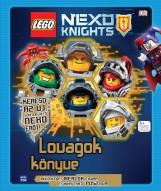 LEGO NEXO KNIGHTS - LOVAGOK KÖNYVE - Ekönyv - MÓRA KÖNYVKIADÓ